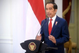 Presiden Jokowi pastikan paket obat bagi warga isoman tak diperjualbelikan