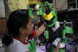 Kerajinan kostum robot