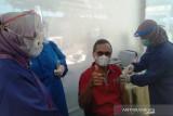 300 warga ikuti gebyar vaksinasi yang dilaksanakan PAM Tirta Sago Payakumbuh