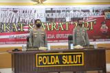 Kapolda Sulut: Latpraops Pekat tingkatkan pengetahuan personel