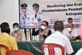 Bupati Waykanan pimpin rakor evaluasi pelaksanaan PPKM mikro