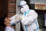 Kasus COVID-19 harian di Indonesia bertambah 44.721 orang, meninggal tambah 1.093 orang