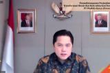 Erick Thohir: Transformasi total BUMN pasca-COVID-19 sebuah keharusan