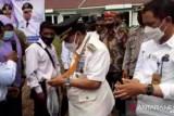 Dinas Perikanan Donggala  bantu warga Pinembani satu ton ikan