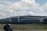 Bupati Omaleng: Warga jaga dan merawat Terminal Bandara Timika