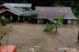 Sejumlah kecamatan di Banggai diterjang banjir