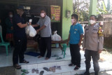 Hipmi Banyumas salurkan bantuan ke warga terdampak PPKM Darurat