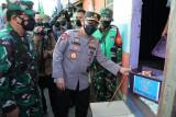 Kapolri instruksikan jajarannya untuk mempercepat distribusi bansos PPKM darurat