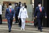 Gubernur minta Bupati Pulpis fokus tangani pandemi hingga cegah karhutla