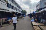 Pemkot Bandarlampung sterilkan Pasar Pasir Gitung dengan disinfektan