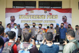 Polres Lampung Selatan tangkap oknum ASN pungli modus rapid test antigen