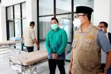 Bupati Banyumas harapkan rumah sakit darurat UMP segera  beroperasi