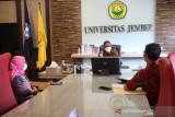 76 orang dosen dan karyawan Universitas Jember terpapar COVID-19