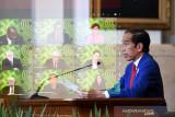 Presiden Jokowi hadiri virtual KTT Informal APEC bahas penanganan COVID-19
