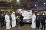 UAE kirim bantuan alat kesehatan ke Indonesia atasi COVID-19 varian Delta