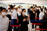 Korea Selatan mendeteksi dua kasus pertama COVID varian Delta Plus