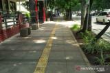 Dinas Perkim OKU tunda bangun jalur pedestrian dampak pandemi