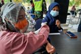 Vaksinasi di Kepri sudah capai  60,32 persen