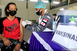 Lantamal VII Kupang kembali gelar serbuan vaksinasi COVID-19