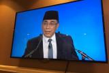 Gus Yahya menawarkan strategi perdamaian global model NU di IRF Summit