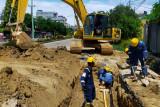 Perbaikan Kebocoran Pipa Jargas PGN di Tarakan Selesai Dikerjakan