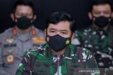 Panglima TNI memastikan penerapan prokes di DIY bakal diawasi ketat