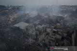 272 KK mengungsi akibat kebakaran Teluk Gong Jakarta