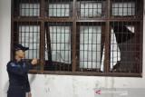 Usai menusuk petugas, sembilan narapidana melarikan diri