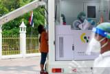 Thailand memperluas area penguncian saat kasus COVID-19 melonjak