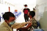 Ratusan warga di lereng Merapi antusias ikuti vaksinasi