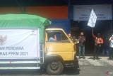 Bulog NTB menyalurkan 5.200 ton beras kepada warga terdampak PPKM