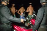 Tim Puma 8 pergoki pemuda mabuk bonceng enam kendarai sepeda motor