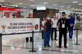 Dubes RI menyambut kedatangan atlet Indonesia untuk Olimpiade Tokyo
