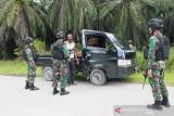 Satgas TNI Yonif 403 lakukan razia cegah narkoba-miras di perbatasan