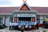 Kanwil Kemenkumham Riau kunjungi Rutan Siak, beri penguatan tupoksi kepada petugas