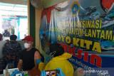 Lantamal VI Makassar giatkan serbuan vaksin ke masyarakat maritim