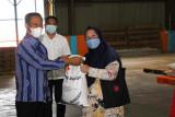 Masyarakat terdampak PPKM Darurat di Kepri dapat bantuan beras