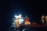 Kapal berpenumpang 18 orang mati mesin di perairan Pulau Halmahera Selatan
