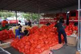 Pemkot Bandarlampung beri bantuan sembako kepada pasien isolasi mandiri