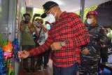TNI AL tuntaskan bedah rumah peraih Adhi Makayasa 2021 di kota Jayapura