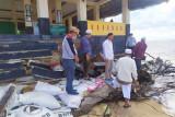 Zuriat Datu Kalampayan tinjau kondisi kerusakan kawasan kubah Ujung Pandaran