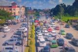 Jelang Idul Adha, terjadi peningkatan arus kendaraan di Malaysia