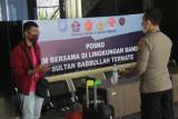 Seorang penumpang pesawat Jakarta-Ternate diduga palsukan dokumen