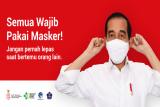 Semua wajib pakai masker