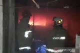 Waduh, kantor BPOM Jakarta terbakar