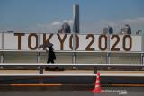 Singapura bikin prangko dengan desain khusus Olimpiade Tokyo