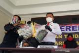 Polda Jateng ungkap pengiriman sabu-sabu 1 kg dari Malaysia