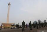 3.385 personel gabungan TNI-Polri kawal demo tolak PPKM di Jakarta