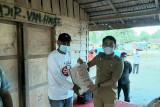 Pemkab Sigi bantu penyintas gempa empat ton beras jelang Idul Adha