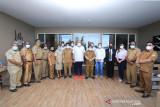 DiperindagkopUKM dan Kadin Papua bahas kerja sama sukseskan PON XX